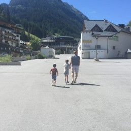 Separation Anxiety - Austria Holiday