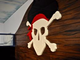 Pirate Ship Detail