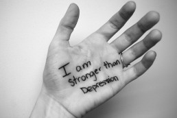 i am stronger than depression