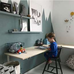 Update your Kids Room on a Budget