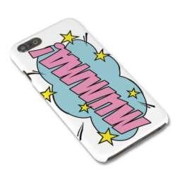 mumma boom phone case