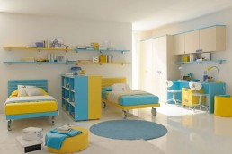 Bedroom ideas for Twins