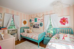 beds in twins room