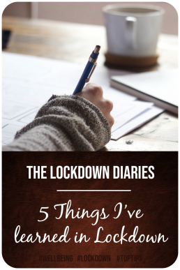 5 things ive learned
