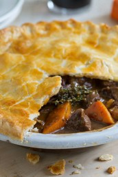 Savoury-pie-recipes-Beef-and-Guinness-pie