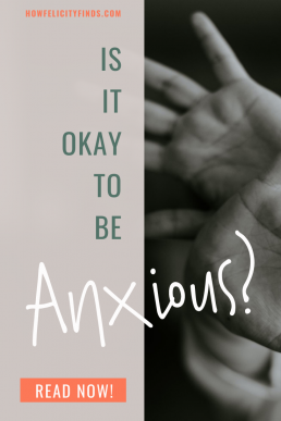 Is it okay to be anxious_ _ Anxiety Disorder_ PARENTHOOD _ MENTAL HEALTH _ Wellbeing