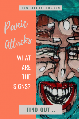 Panic Attack Signs _ Panic Disorder _ Anxiety Attacks _ Mental Health Awareness