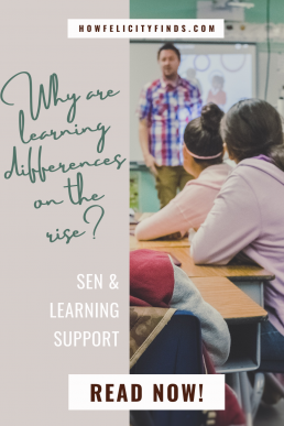 SEN_ LEARNING DIFFERENCES ON THE RISE _ LEARNING SUPPORT _ EDUCATION STATISTICS